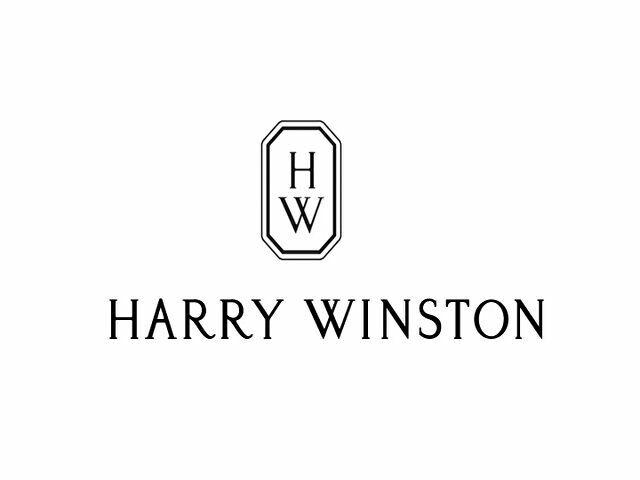 ハリーウィンストンのロゴの画像
