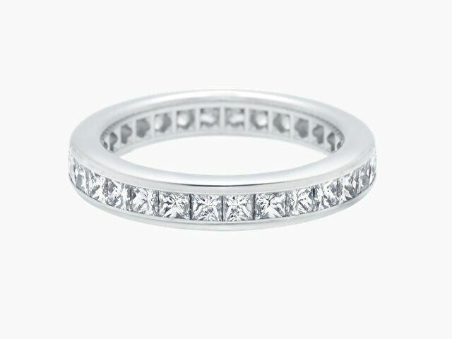 ハリーウィンストンの結婚指輪の画像