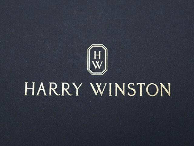 ハリーウィンストンのロゴ